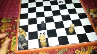 Problem catur 3 langkah mati