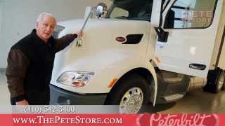 2014 The Peterbilt 579 is the Best Truck-  Baltimore, Maryland - Truck Reviews