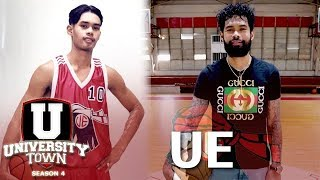 Ronald Tubid recounts how he started as a UE Red Warrior | UTOWN