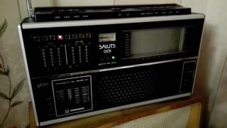 Saluts 001 переведен на FM