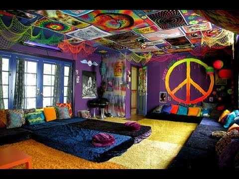 Charmant Trippy Bedroom Decor For Comfortable