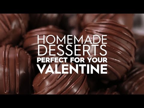 Homemade Desserts Perfect For Your Valentine | Better Homes & Gardens