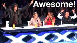 Top 10 Most Surprising Auditions America