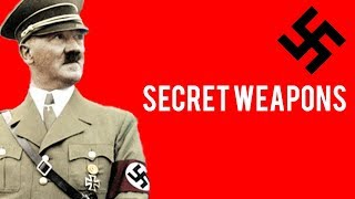 Top 5 Secret Military Weapons of Nazi Germany