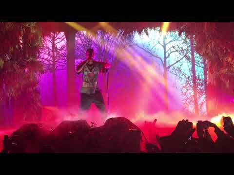 Kid Cudi ft Andre 3000 By Design Live