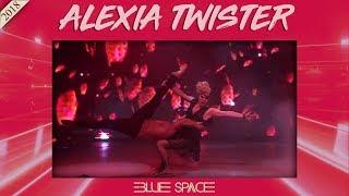 Blue Space Oficial - Alexia Twister e Paulo Lira - 03.11.18