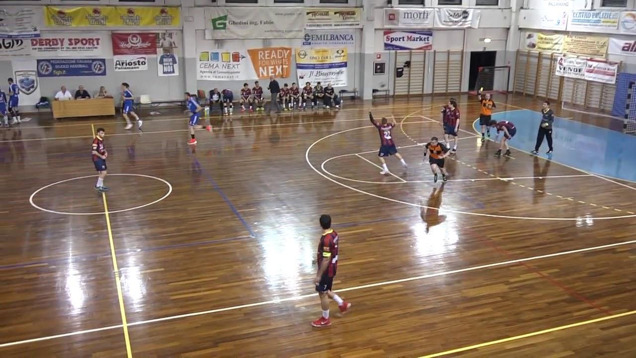 Serie A1M [Play-Off 8^]: Bologna-Fasano 24-34