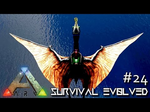 ARK: Survival Evolved - QUETZALCOATLUS TAMING TIPS !!! - SEASON 3 [S3 E24] (Gameplay)
