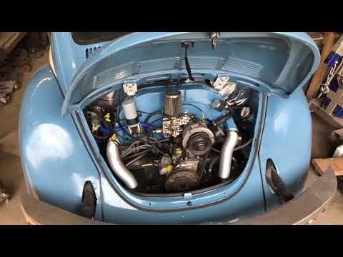 Vacuum leak on 1973 VW Super Beetle