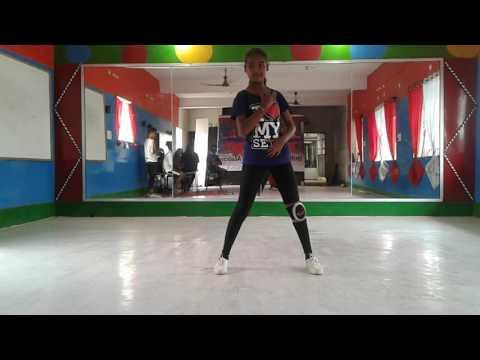 Preeti tanty dance hip hop at Rourkela