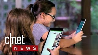 Facebook Messenger Kids is here (CNET News)