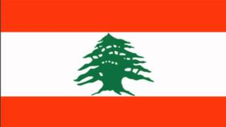 Lebanon Flag and Anthem