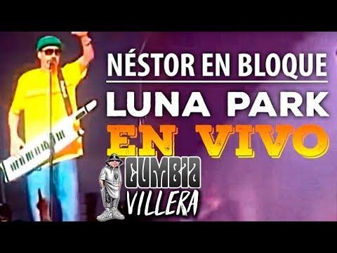 Nestor en bloque - En vivo - Recital Luna Park - DVD FULL HD