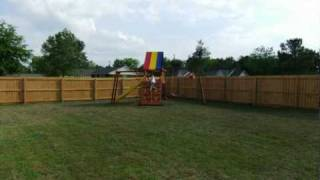 Rainbow Play Systems By Superior Play Systems.