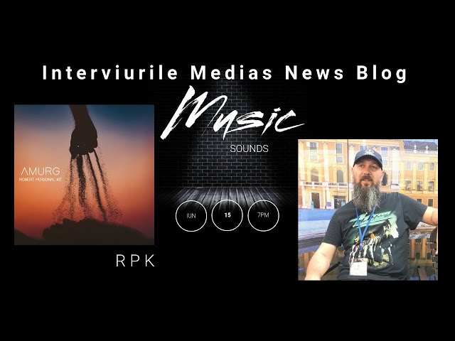 Robert Ionescu Mihail la Interviurile Medias News Blog