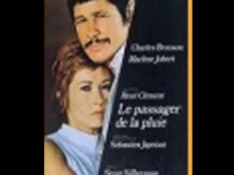 Francis Lai 映画「雨の訪問者」 La valse du  mariage