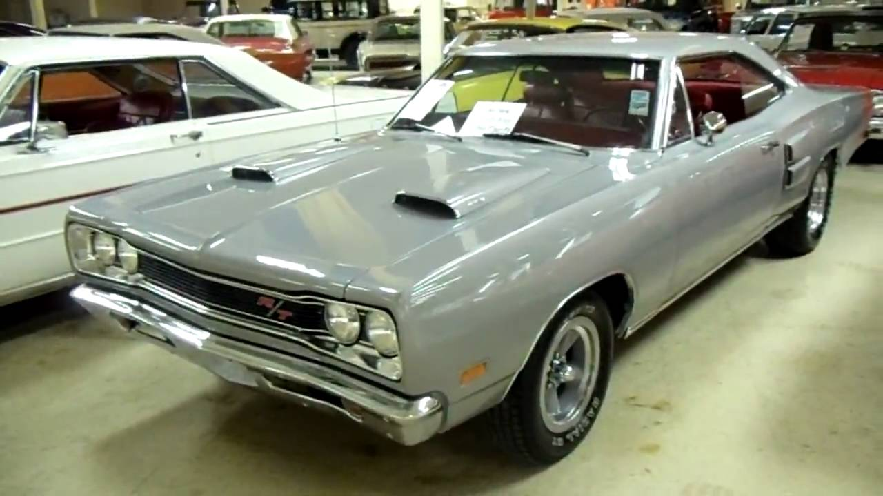 1969 Dodge Coronet Rt 440 Big Block Restored Muscle Car