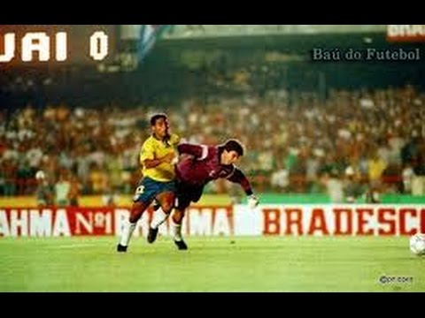Eliminatórias da Copa do Mundo de 1994: Brasil x Uruguai