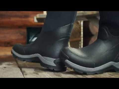 977ffce4a94 LaCrosse Alpha Thermal Winter Boots - YouTube