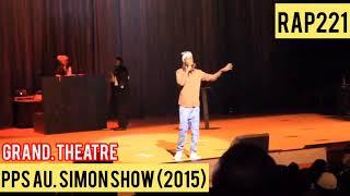 Punchmind de PPS au Grand Théâtre (Simon Show 2015)