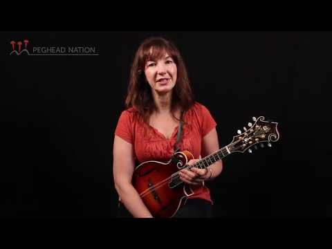 Peghead Nation's Intermediate Bluegrass Mandolin Course With Sharon Gilchrist