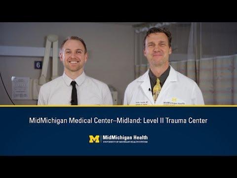 MidMichigan Medical Center--Midland is Now a Level II Trauma Center