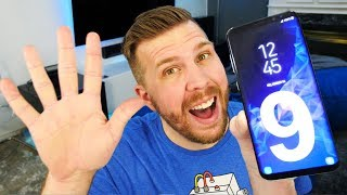 5 Best Features of Galaxy S9! FULLY REVEALED!