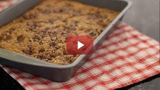 How To Make Whole Wheat Coconut Oatmeal Chocolate Chunk Bars