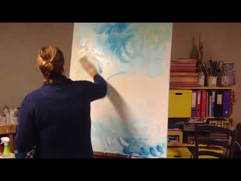 Inspiration, open art studio