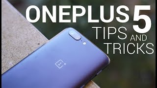 20+ OnePlus 5 Tips and Tricks!