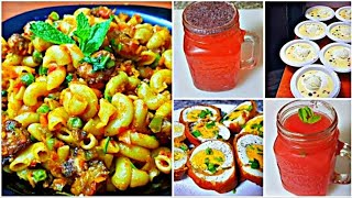 Iftar Routine with Easy Recipes/Quick Ramadan Recipes