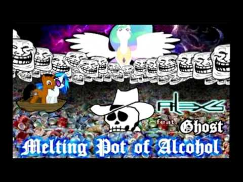 Alex S. - Melting Pot of Alcohol (ft. Ghost)