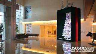 2012 Asus Xmas Tree - Behind The Design