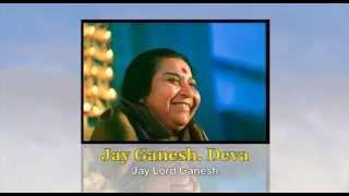 Bhajan - Jay Ganesh, Jay Ganesh - Hindi 01