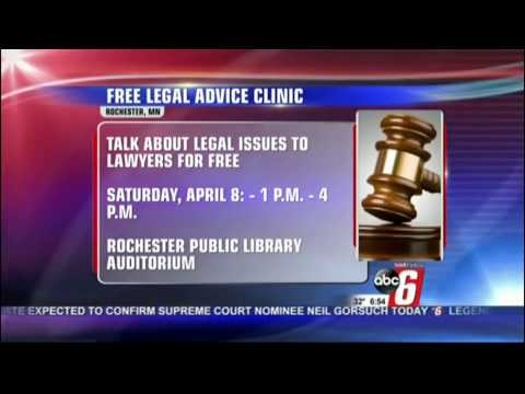Video: CAIR-MN to Hold Free Legal Clinic and Know Your Rights Training in Rochester
