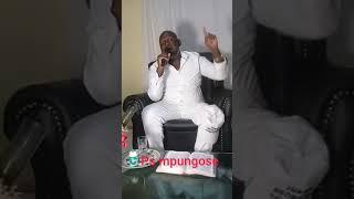 Ps mpungose-ukuziphatha kwekholwa