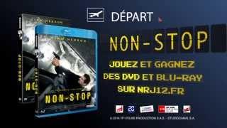 Spot Sortie DVD - Blu-Ray NON STOP + module jeu