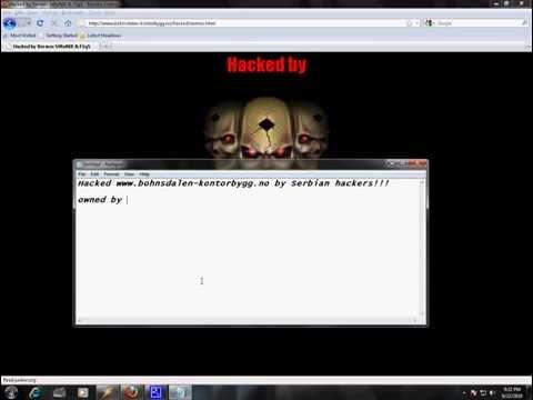 """Hacked """"www.bohnsdalen-kontorbygg.no"""" by Serbian Hackers"""