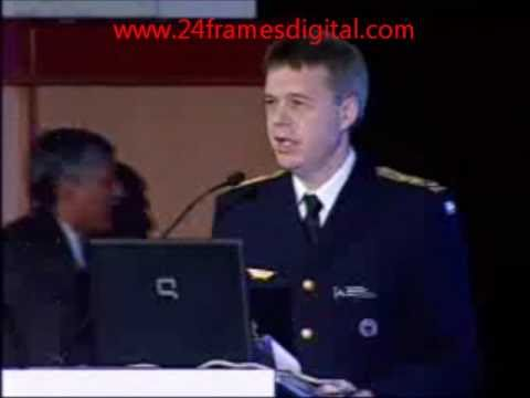 Sweden's Air Force, its Aeronautics Technology & Industry - Major General Anders Silwer, Commander