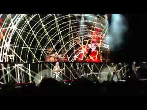 The Scorpions - Toronto - Sept 18, 2015 - The Zoo & Coast to Coast