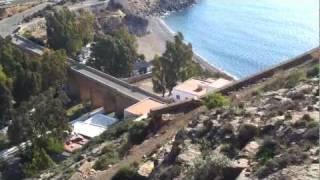 Cala de La Garrofa en la costa de Almería, Versión Larga