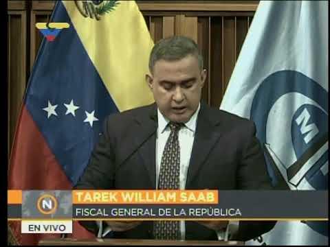 Fiscal General confirma arresto de expresidente de Pdvsa Eulogio Del Pino y de Nelson Martínez