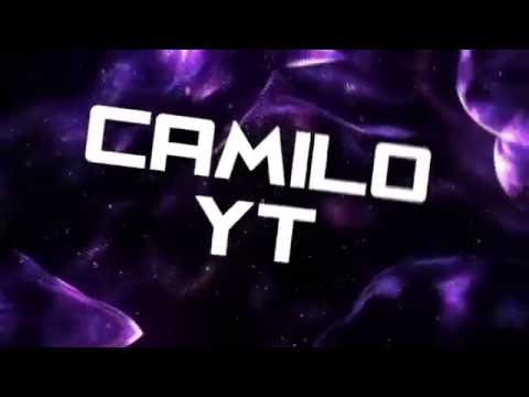 Intro para CamiloYT|| Chesare Mozart YT|| letters background image looks ugly :´v