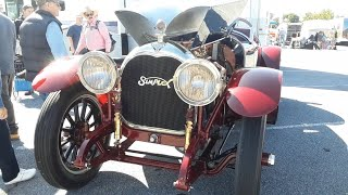 1915 Crane Simplex Model 5 The Gentleman's High Performance Machine At  2019 AACA Fall Meet Hershey