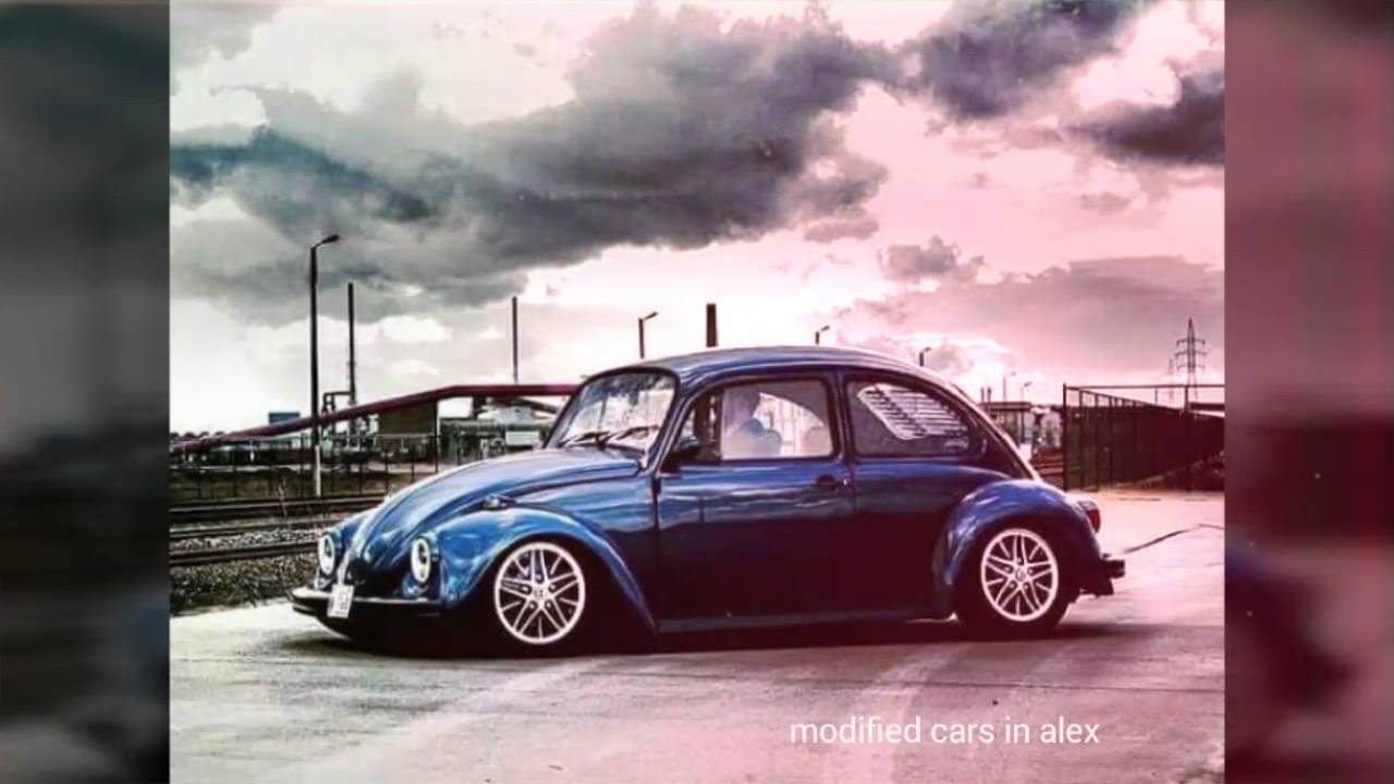 Innenausstattung New Beetle Vw Beetle Tuning Best Tunings By Modified Cars In Alex