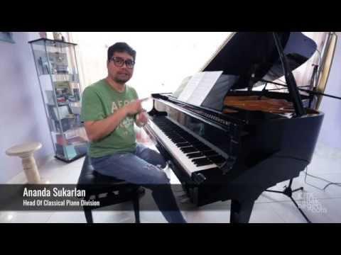 Belajar Piano - Musik Barok Itu Beda - Ananda Sukarlan