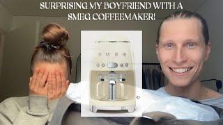 SMEG Retro Style Coffee Maker …