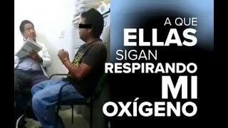 Se filtra video con la declaración del presunto feminicida de Ecatepec | Noticias con Ciro