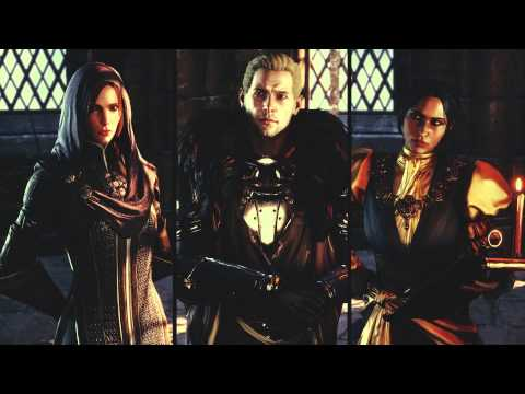 Party banter [Advisors] | Dragon Age: Inquisition