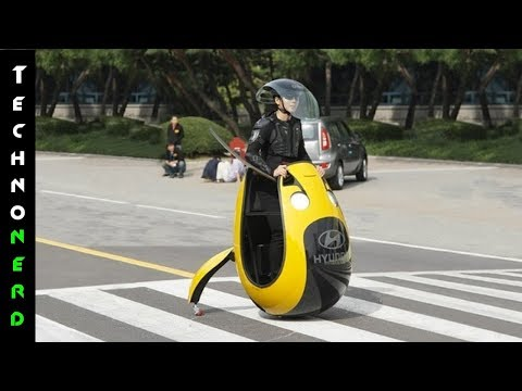 5 AWESOME PERSONAL TRANSPORTATION MACHINES that You can Buy Now